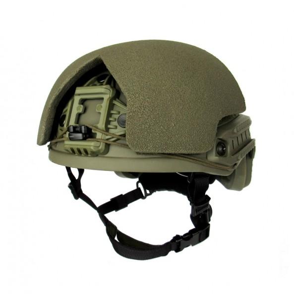UaRms BLOCK-F Front Protection für Gefechtshelme