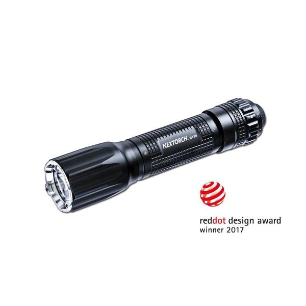 Nextorch TA30S Tactical LED Taschenlampe 1300 Lumen